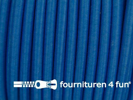 Elastisch koord 4,5mm kobalt blauw