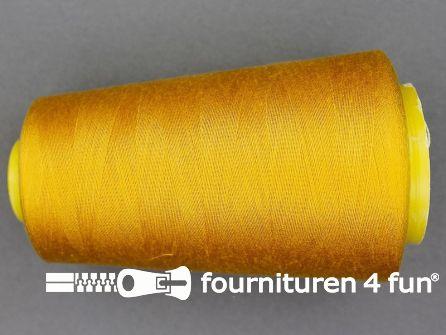 Lockgaren 4 stuks goud geel