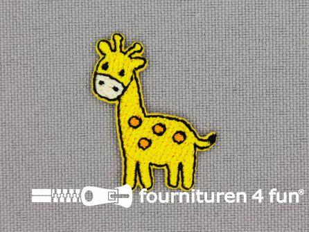Applicatie 22x28 giraf