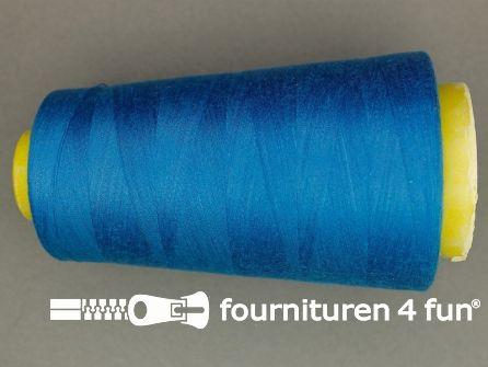 Lockgaren 4 stuks donker aqua blauw
