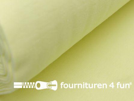Fijn boordstof 35cm licht geel
