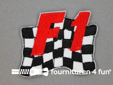 Applicatie 57x47mm F1 Formule 1