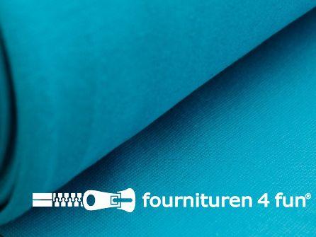 Fijn boordstof 35cm aqua blauw