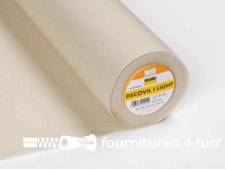 Vlieseline® Decovil 1-Light / rol 45cm x 15 meter