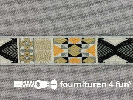 Indianenband 18mm multicolor