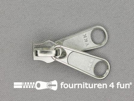 YKK ritsschuiver - spiraal - tentrits - 6mm