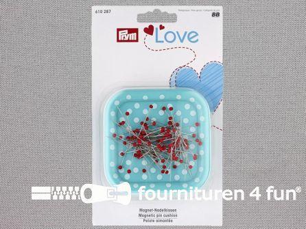 Prym Love magnetisch speldenkussen en glaskopspelden - 610287