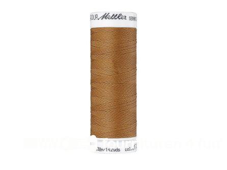 Amann Seraflex - elastisch naaigaren - camel bruin (0174)