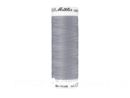 Amann Seraflex - elastisch naaigaren - as grijs (0331)