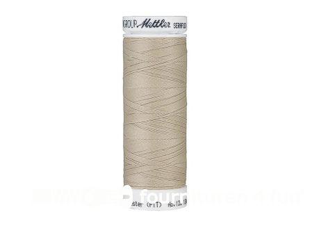 Amann Seraflex - elastisch naaigaren - taupe (0537)