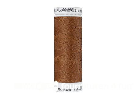 Amann Seraflex - elastisch naaigaren - bruin (0899)