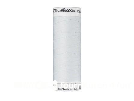 Amann Seraflex - elastisch naaigaren - off white (1000)