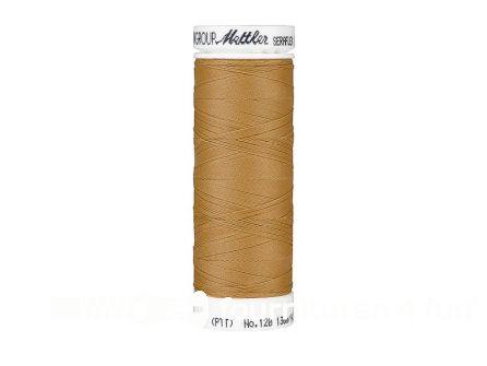 Amann Seraflex - elastisch naaigaren - licht camel (1121)