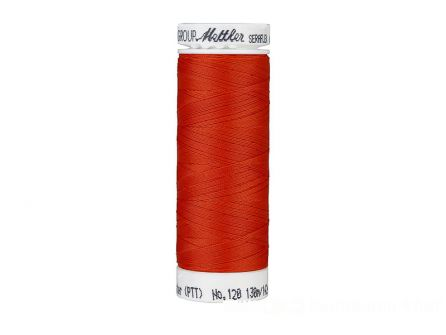 Amann Seraflex - elastisch naaigaren - vermiljoen rood (1336)