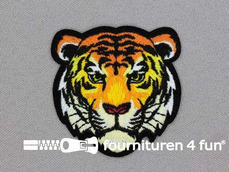 Applicatie 50x50mm tijger