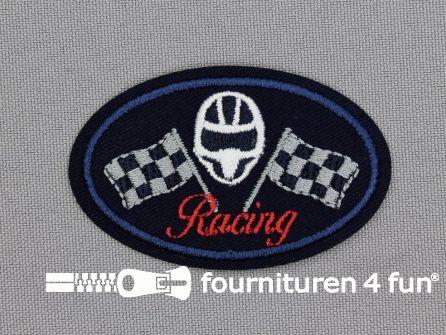 Applicatie 59x37mm racing