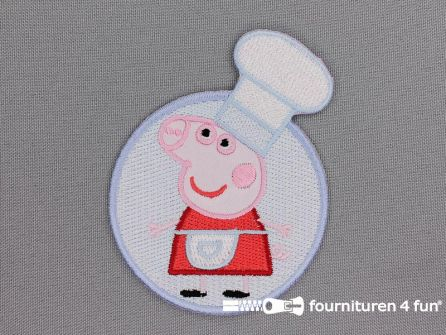 Applicatie 65x85mm Peppa Big