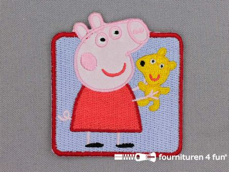 Applicatie 59x64mm Peppa Big