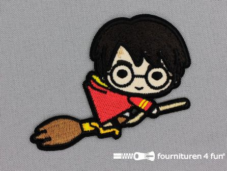 Applicatie  80x55mm Harry Potter