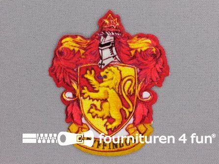 Applicatie 67x81mm Harry Potter - Gryffindor