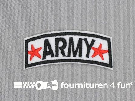 Army / Space applicatie 63x27mm Army