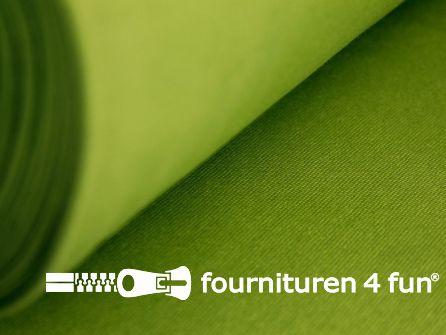 Fijn boordstof 35cm olijf groen