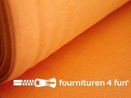 Fijn boordstof 35cm zalm oranje
