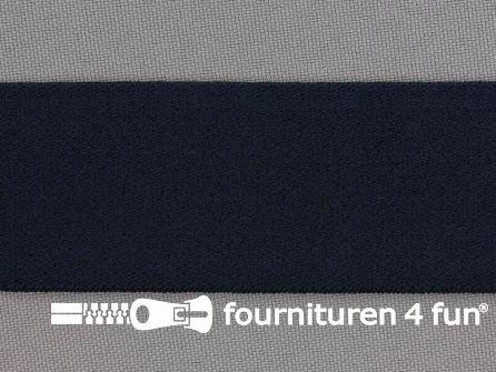 Boxershort elastiek 32mm marine blauw