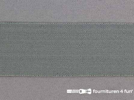 Boxershort elastiek 32mm grijs