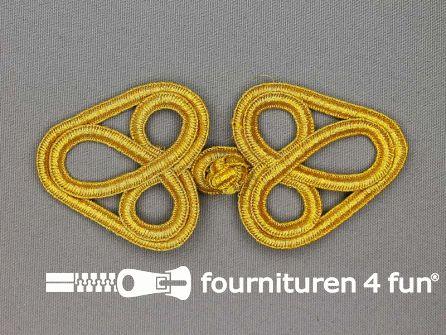 Brandenburger 50x115mm goud