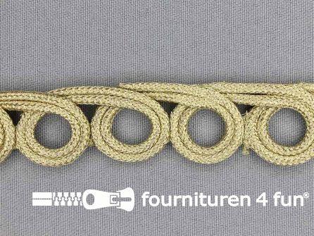Brandenburger goudband 20mm - per meter