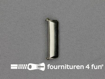 Bretelversteller 30mm chroom