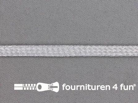 Brokaat zilver band 6mm