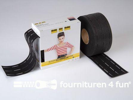 Bundfix-Vlieseline® 25mm zwart 1 meter