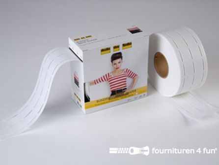 Bundfix-Vlieseline® 25mm wit 1 meter