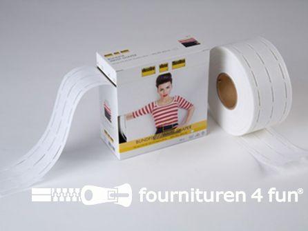 Bundfix-Vlieseline® 30mm wit 1 meter