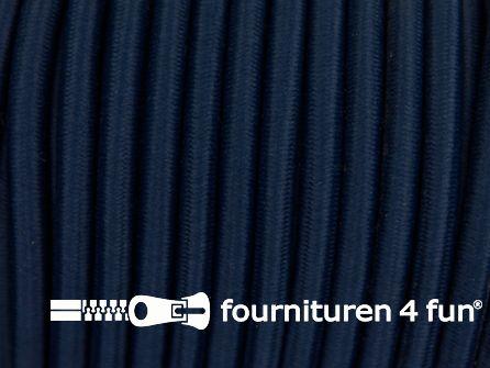 Elastisch koord 4,5mm donker blauw