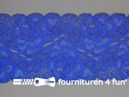 Elastisch kant 80mm kobalt blauw