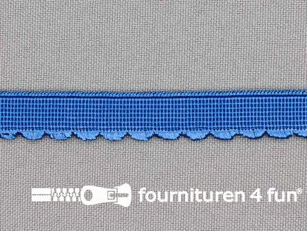 Elastisch kant 10mm blauw