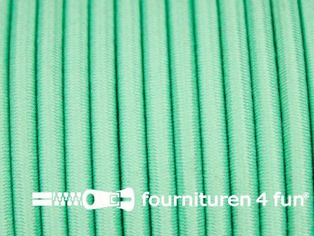 Elastisch koord 3mm mint groen