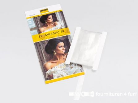 Vlieseline® Framilastic T9 per 5 meter / 9mm