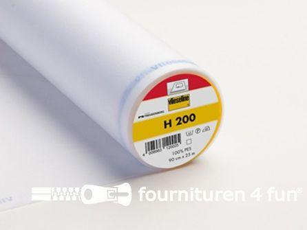 COUPON 130x90cm Vlieseline® Softline H200 wit