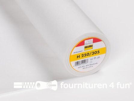 Rol 25 meter x 90cm Vlieseline® Softline H250 wit