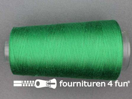 100% polyester Lockgaren 40/2 gras groen