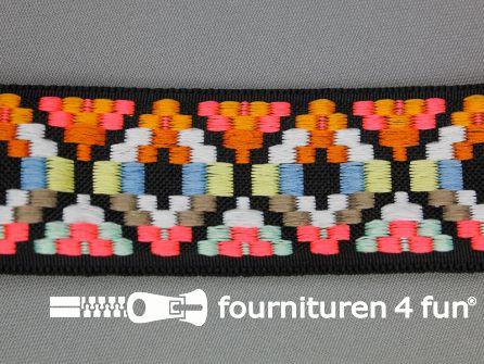 Indianenband 38mm multicolor