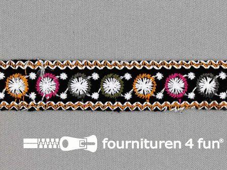 Jacquard band 20mm multicolor