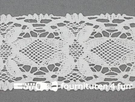 Kloskant 60mm wit