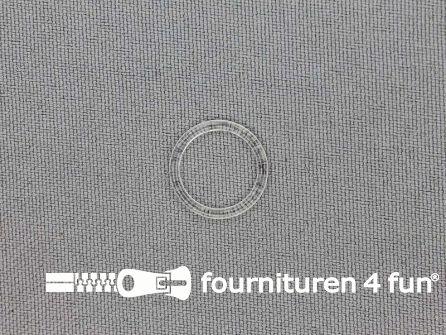 10 Stuks kunststof ring 12mm transparant