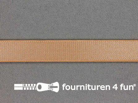 Lingerie elastiek 12mm beige