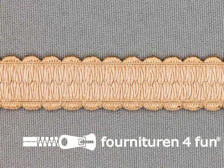 Lingerie elastiek 14mm beige